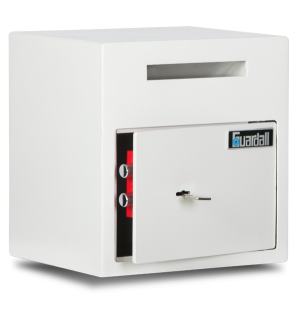 DP300 Deposit Safe Front View