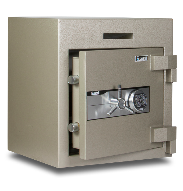 KCR1-ID Money Safe Front View