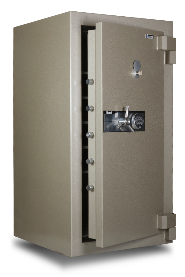KCR7 Security Safe Front View