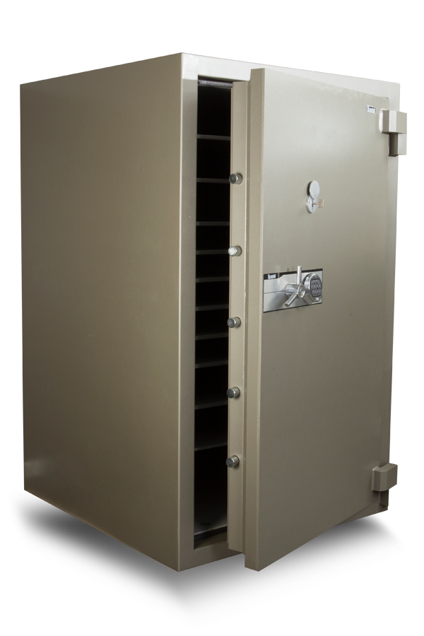 KCR9E Security Safe Front View