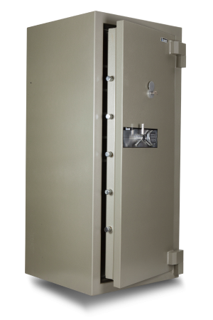 KCR9 Security Safe Front View