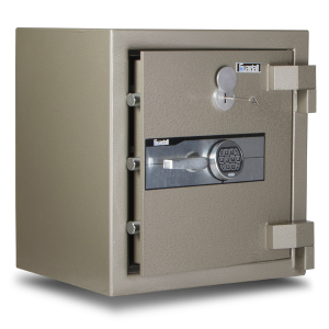 KS1 Security Safe Front View