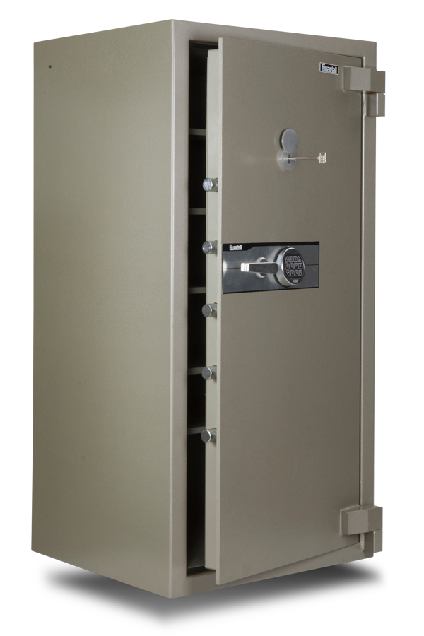 KS7 Security Safe Front View